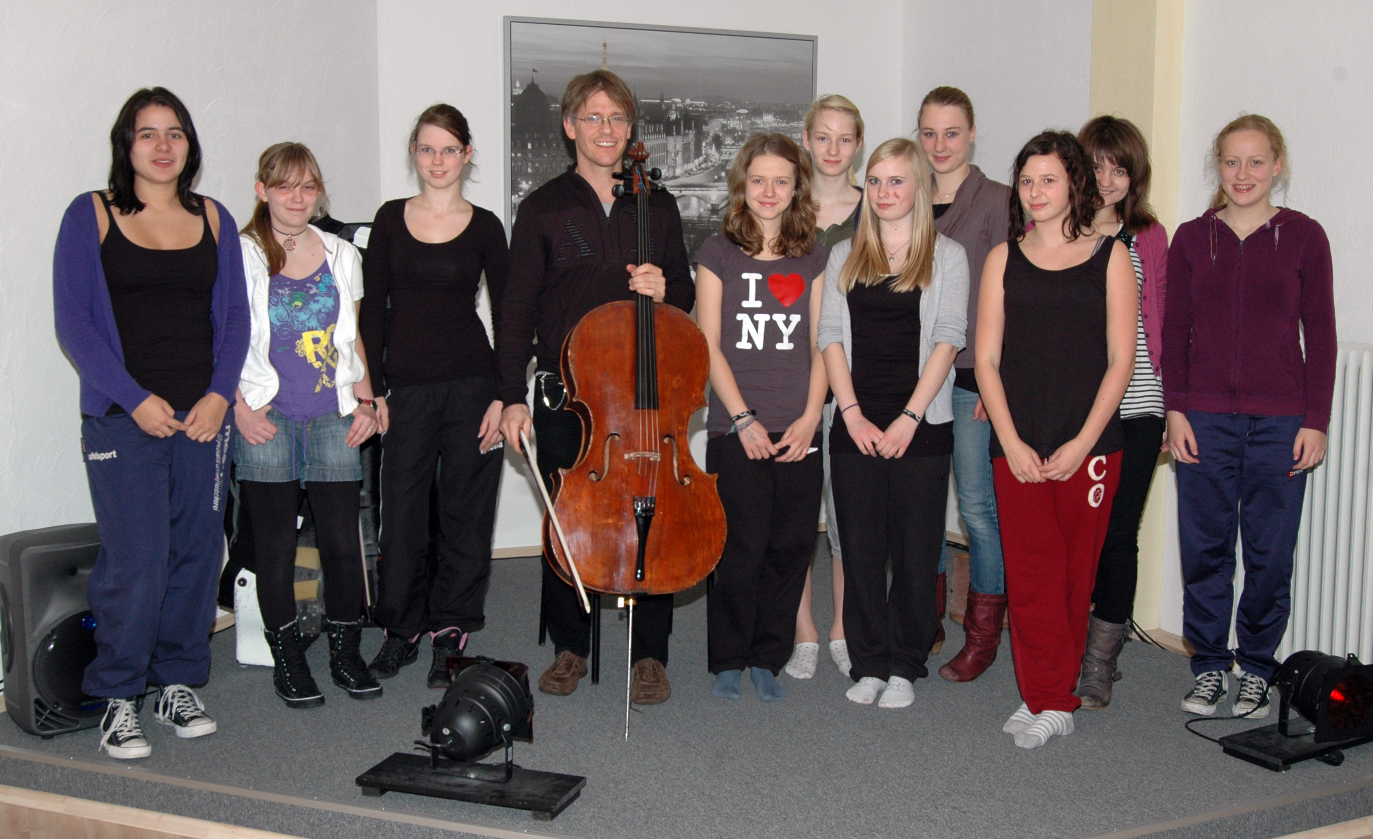 Bach for Musical Stage Oldenburg