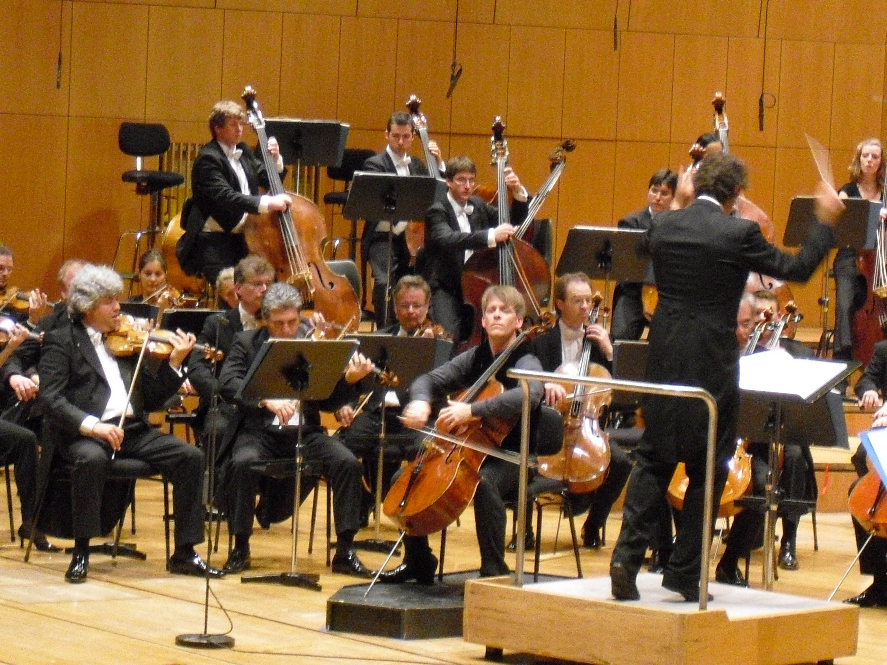 Alban at Gasteig in München