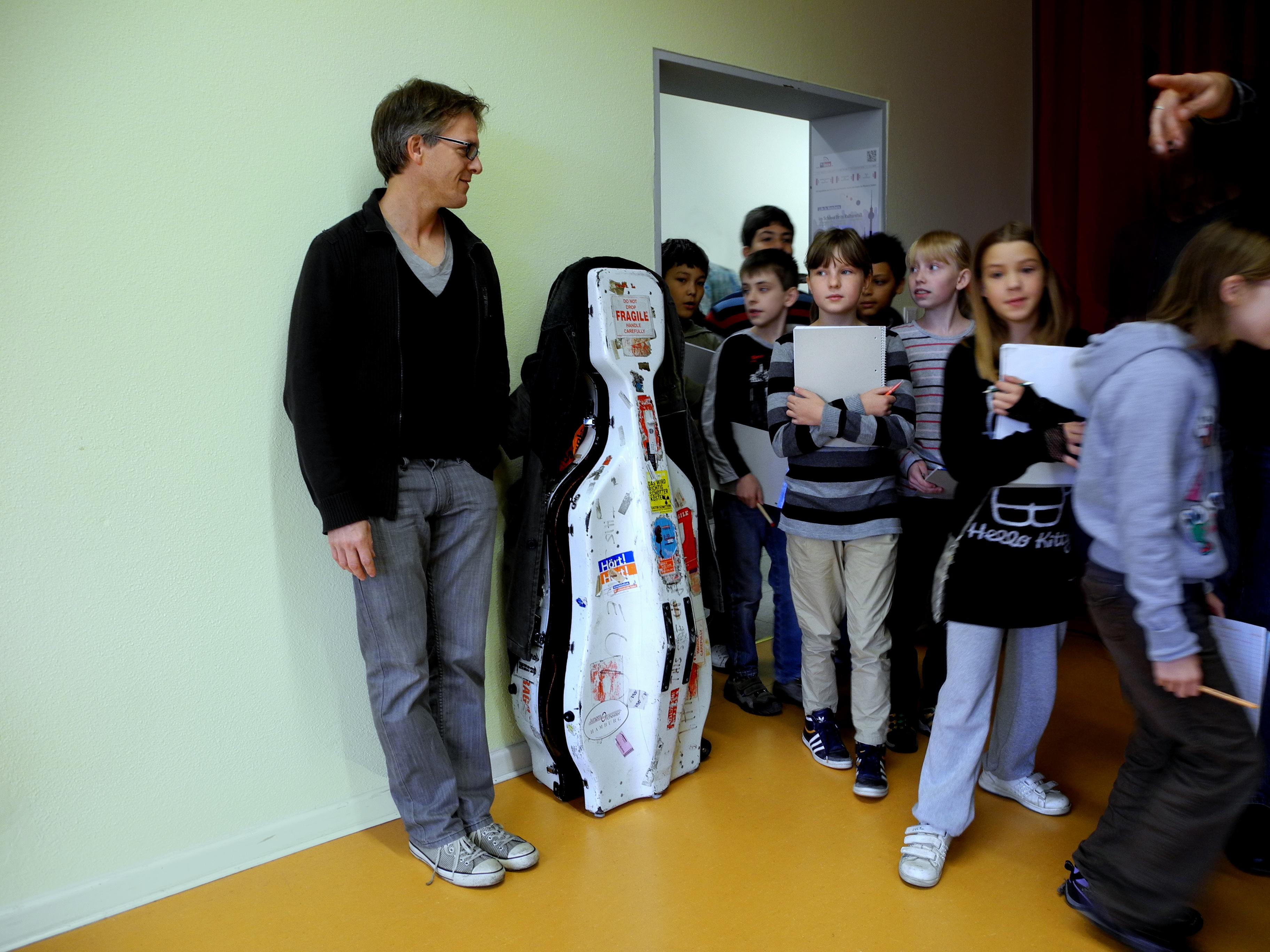 at the Evangelische Schule Neukölln ESN