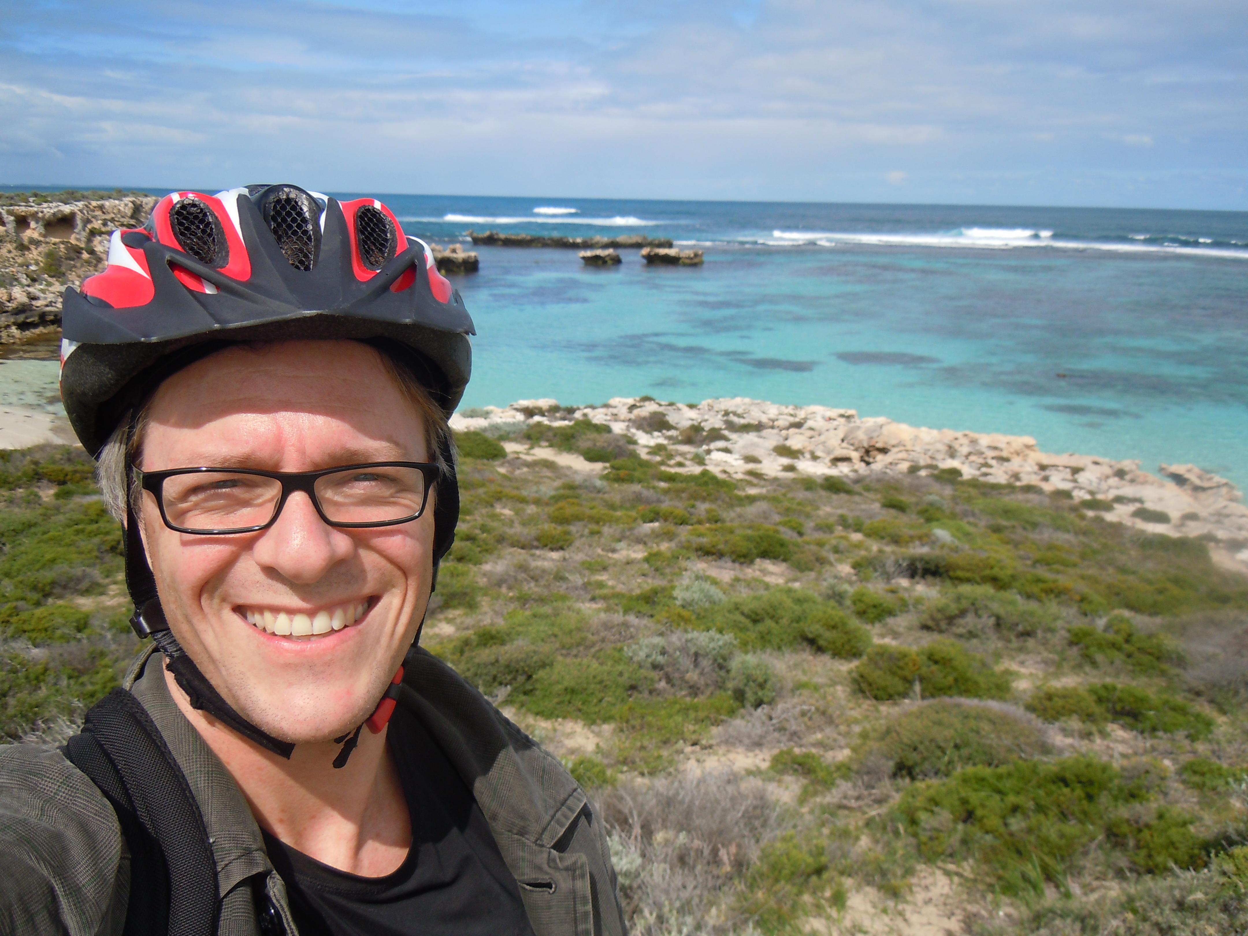 In Rottnest Island near Perth