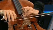 The flageoletts of the Chin Concerto